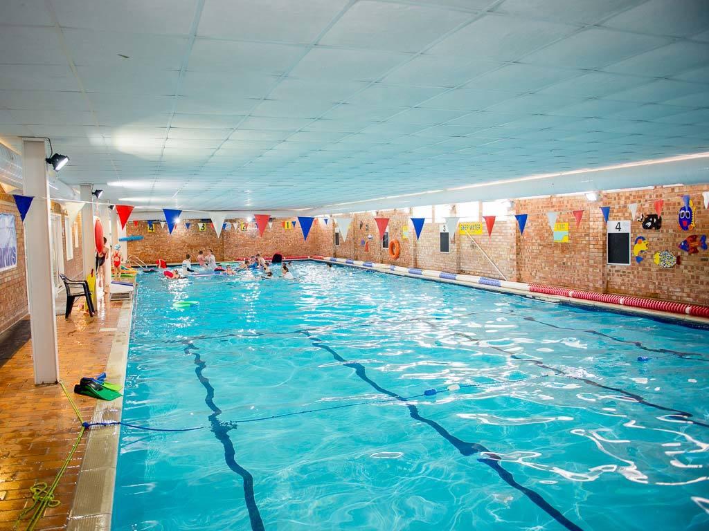 children shirley swimming pool