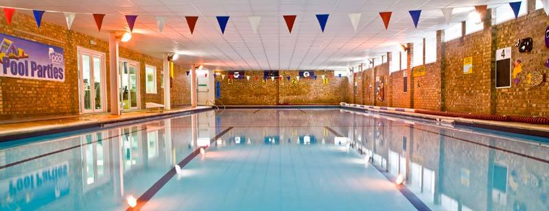 Facilities Shirley Swimming Pool