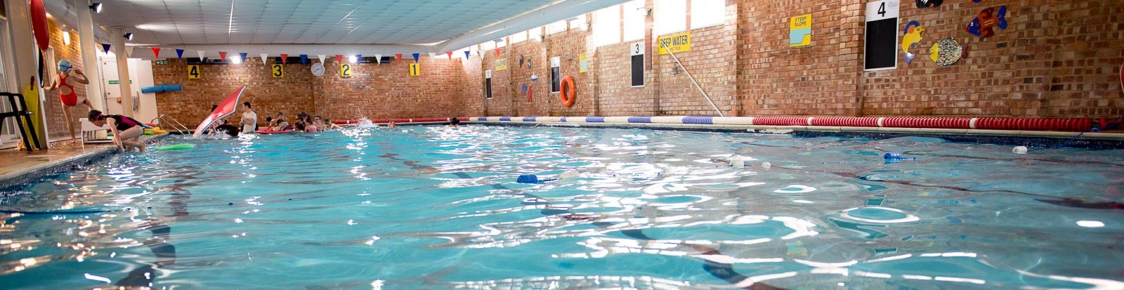 Shirley Swimming Pool Swimming Lessons Southampton
